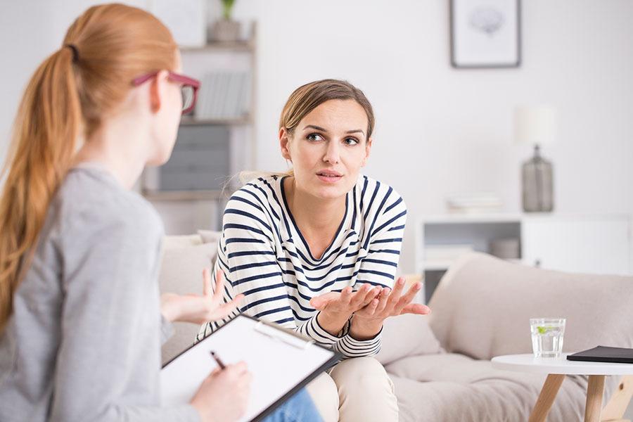 ¿Has ido al psiquiatra o al psicólogo en el último año?