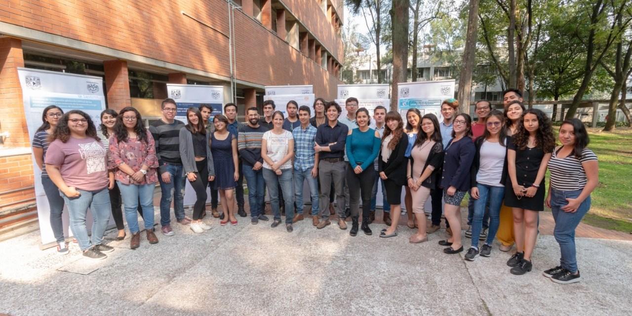 Alumnos de Neurociencias expusieron sus trabajos finales