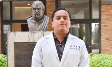 Samuel Bravo, amor a la profesión médica