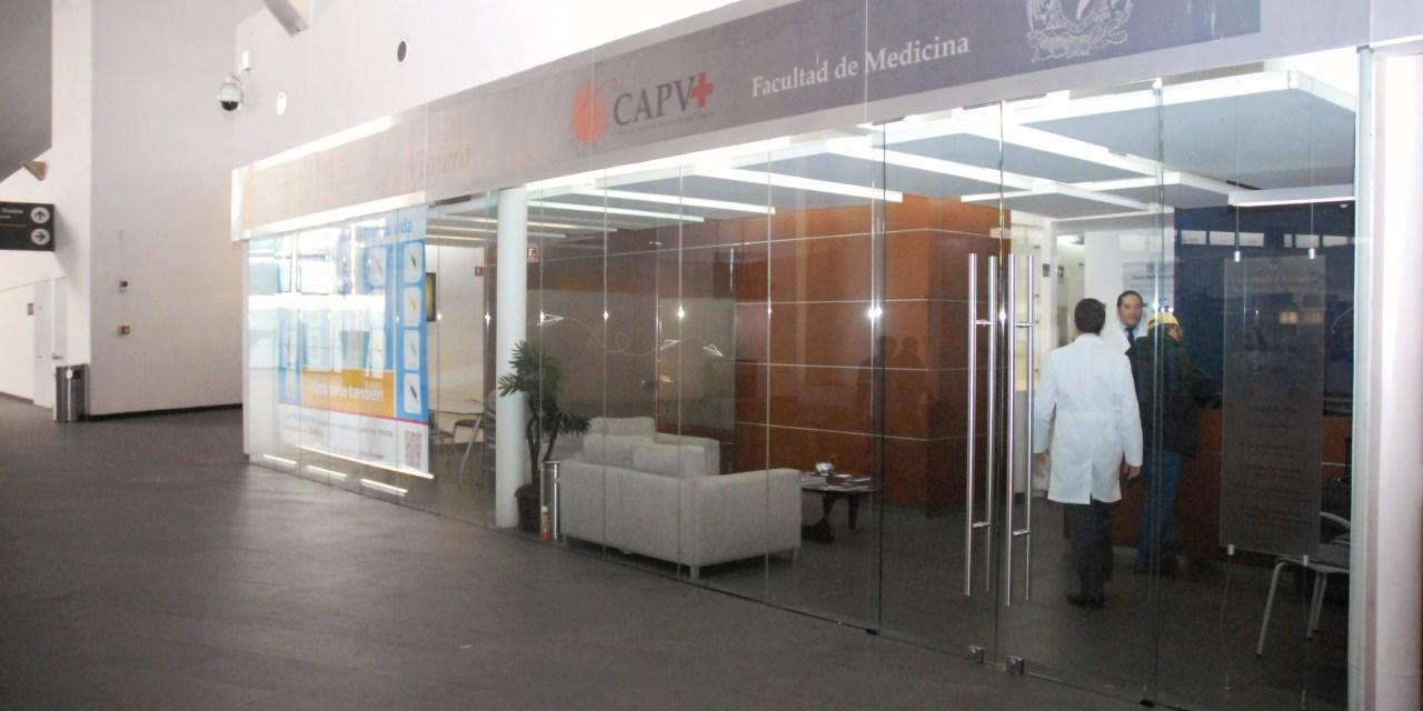 Abre la UNAM Clínica de Diagnóstico de COVID-19 en el AICM para todo el público
