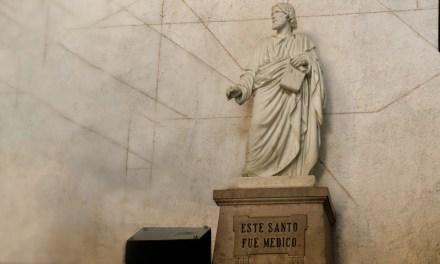 """La historia de la Medicina y el arte en """"Dosis del Palacio"""""""