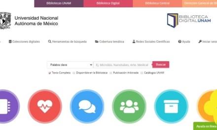 Ingresa a la Biblioteca Digital UNAM