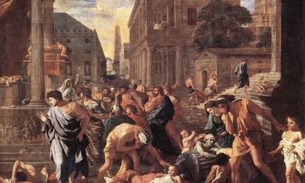 Plagas y pandemias a través del arte