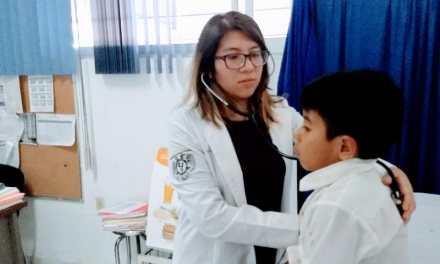 Un espacio para los médicos pasantes de Servicio Social