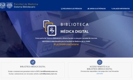 Taller virtual sobre el uso de la Biblioteca Médica Digital