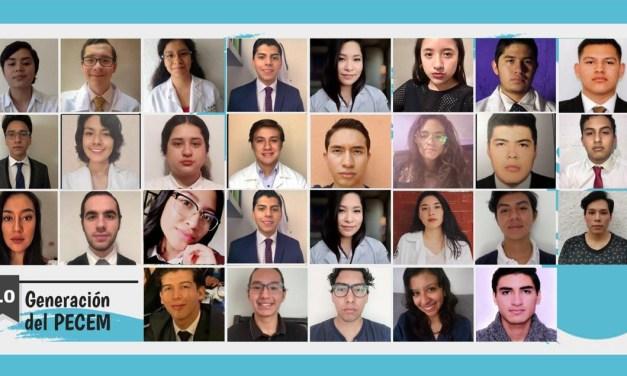 27 alumnos integran la 10ª generación del PECEM
