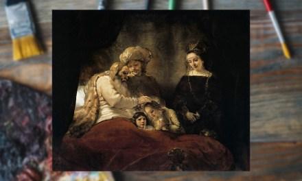 Rembrandt y el arte visual que rechazó a la vista