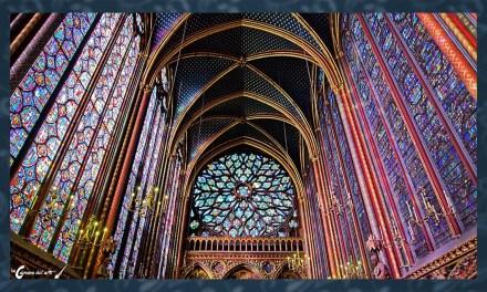 Con la mirada al cielo: la arquitectura gótica