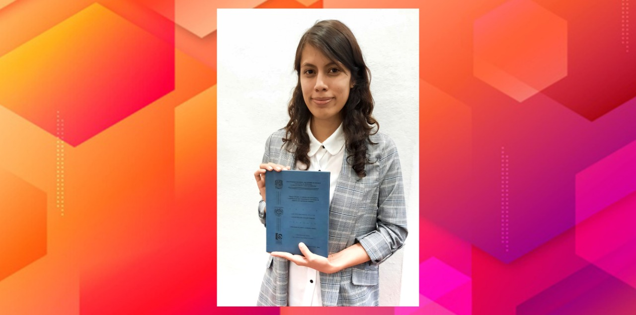 Samara Cárdenas obtiene título en línea como licenciada en Ciencia Forense