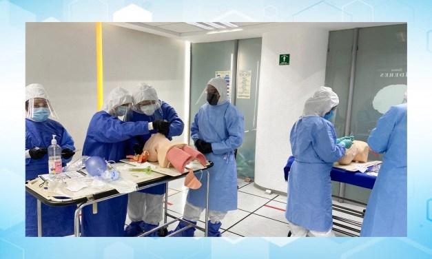 Desarrollo profesional continuo en profesionales de la salud