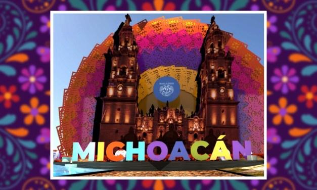 XXIII Conmemoración de Día de Muertos Megaofrenda UNAM Virtual