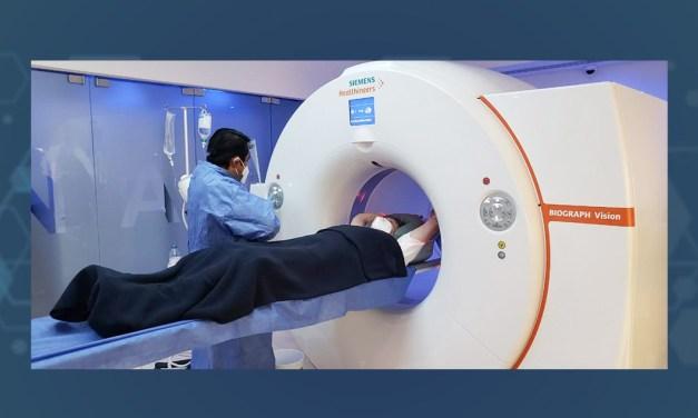 La Unidad PET/CT continúa su labor esencial en tiempos de pandemia