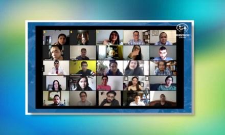 El Tercer Diplomado de Neuroanatomía virtual reúne a 100 estudiantes nacionales y extranjeros