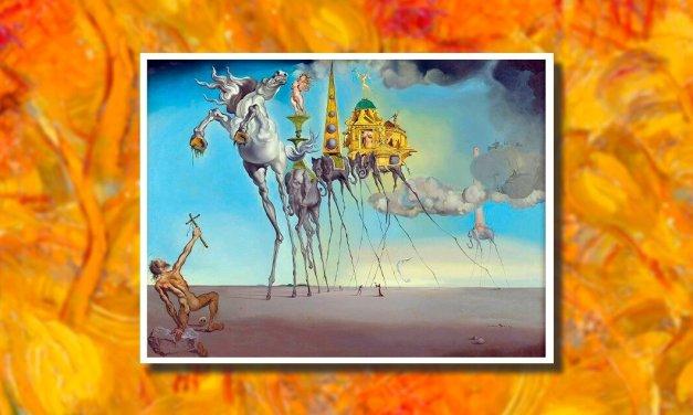 Salvador Dalí, genio autoproclamado