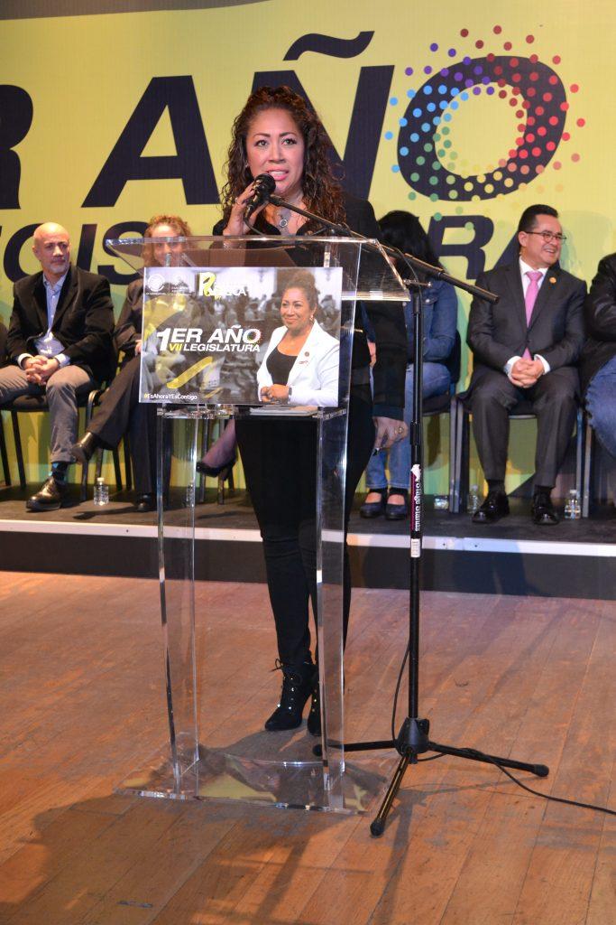 Rebeca Peralta León.