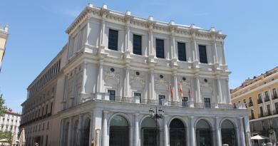 El cupón de la ONCE 'sale a escena' para celebrar el Bicentenario del Teatro Real de Madrid