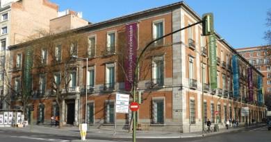 Thyssen-Bornemisza Museum in Madrid