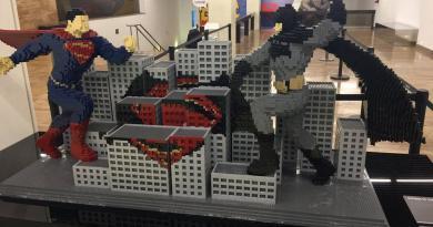 The Art of the Brick LEGO Madrid