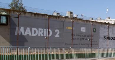 centro penitenciario madrid