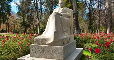 Dos rutas turísticas literarias por Madrid a través de Galdós y Lorca