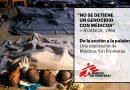 """Médicos Sin Fronteras inaugura en CentroCentro la exposición """"De la acción a la palabra"""""""
