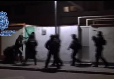 La Policía Nacional detiene en Madrid a dos personas que integraban una célula terrorista vinculada al DAESH