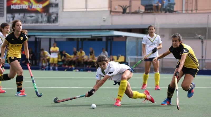 El Club de Campo alcanza la final del Campeonato de España Juvenil Femenino tras vencer 4-2 al Atlètic Terrassa
