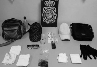 """La Policía Nacional desarticula el grupo más activo especializado en hurtos a ancianos por el método de """"la mancha"""""""