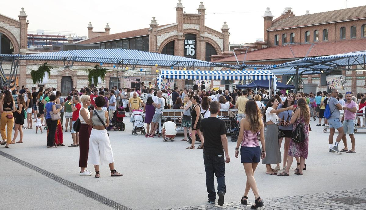 """""""La Plaza en Verano"""" de Matadero Madrid acogerá un nuevo fin de semana de música, baile y performances"""