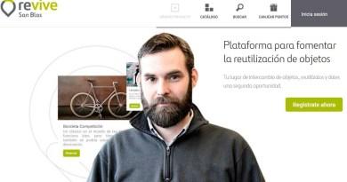 """Nace la plataforma de intercambio """"Revive San Blas"""", nueva vida para los objetos usados"""