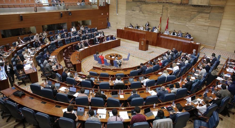 Se aprueba por unanimidad una PNL sobre horarios racionales en la Comunidad de Madrid