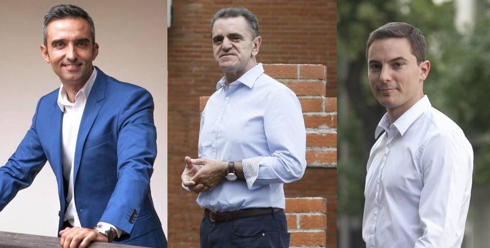 Franco, Lobato y Jabonero se disputarán el liderazgo del PSOE-M tras presentar los avales necesarios