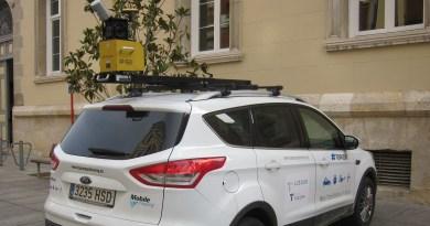 Un vehículo equipado con escáner cartografiará con alta precisión los túneles de Madrid