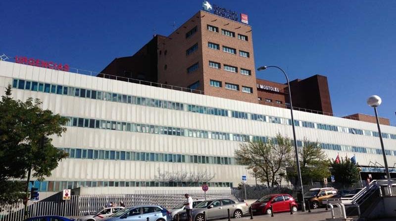 Se inician las obras de mejora y rehabilitación en el Hospital de Móstoles con una inversión de 1.500.000 €