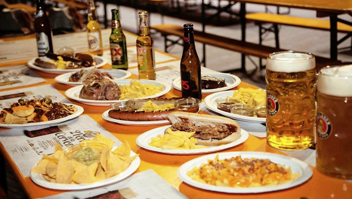 Llega la Oktoberfest a los madrileños distritos de Salamanca y Carabanchel