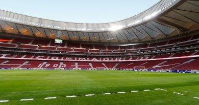 Se aprueba suspender la limitación de ruido para la final de la Champions en el Wanda Metropolitano