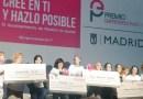 """""""Silma"""" y """"Skansense"""", ganadoras del Premio Emprendedoras 2017 de Madrid"""
