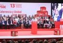 El PSOE-M aprueba su nueva Ejecutiva Regional con el apoyo del 70,33% de los delegados
