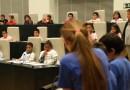 """El Pleno Infantil del Ayuntamiento de Madrid debate sobre el """"derecho a la salud y vida saludable"""""""
