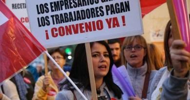 CCOO, UGT y SATSE desconvocan la huelga en la Sanidad Privada madrileña tras alcanzar un acuerdo