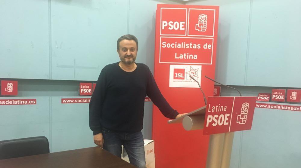 Pedro Barrero es reelegido Secretario General del PSOE de Latina con un 93% de los apoyos