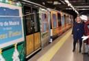 """Vuelve el """"Tren de la Navidad"""", que recorrerá la línea 6 de Metro de Madrid"""