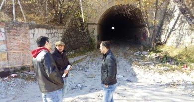 El Pleno de Fuencarral-El Pardo aprueba la limpieza urgente del Túnel Sur de Las Tablas