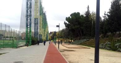 Luz verde a la demolición del campo de golf del Tercer Depósito del Canal en Chamberí