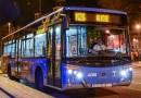 La EMT de Madrid reforzará su servicio de búhos durante la Navidad