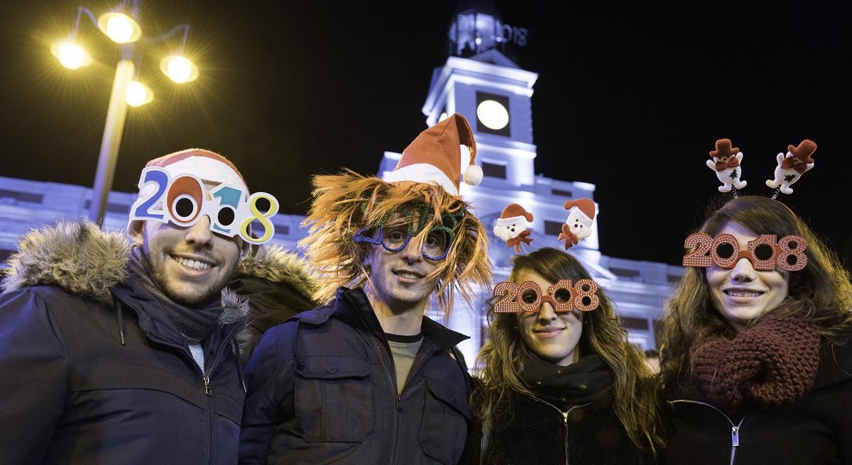 La Puerta del Sol dará este año las campanadas de Nochevieja dos veces