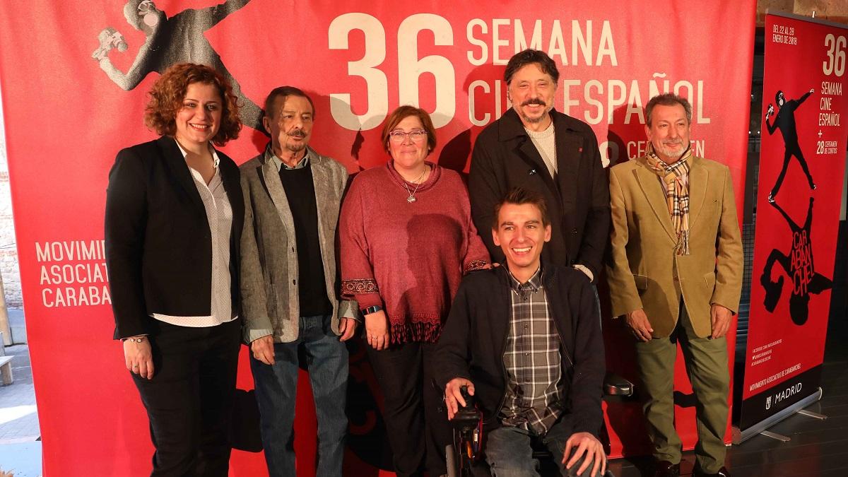 Carabanchel vuelve a apostar por la cultura con la 36ª Semana de Cine Español