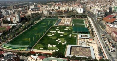 El PSOE denuncia que el Ayuntamiento lleva 9 meses sin conceder la licencia para transformar el antiguo campo de golf de Chamberí