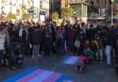 Más de un centenar de personas se concentran en Madrid en memoria de Ekai Lersundi