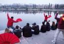 Espectáculo al amanecer y ceremonia de farolillos en Usera para recibir al Año Chino del Perro